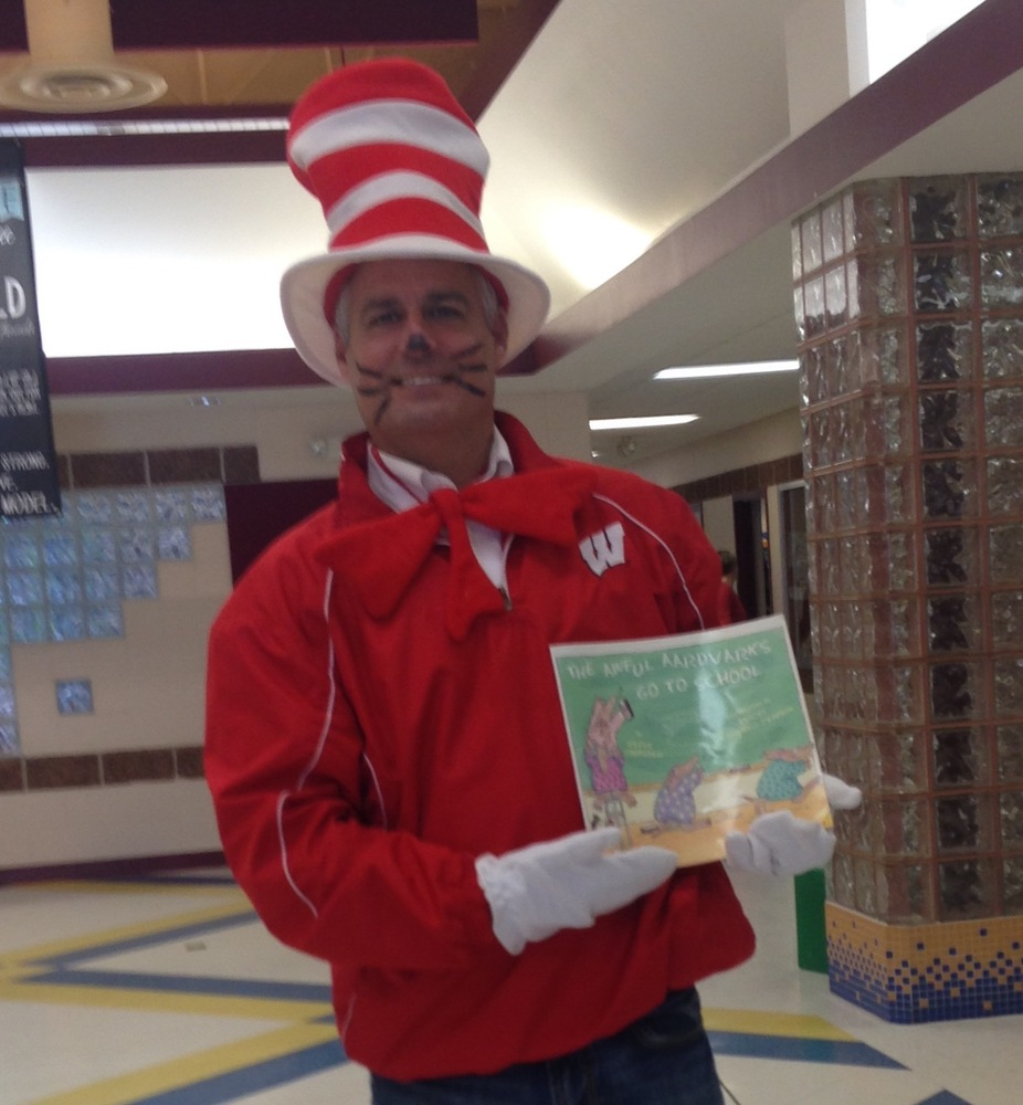 Dr. Suess Has A Birthday!!