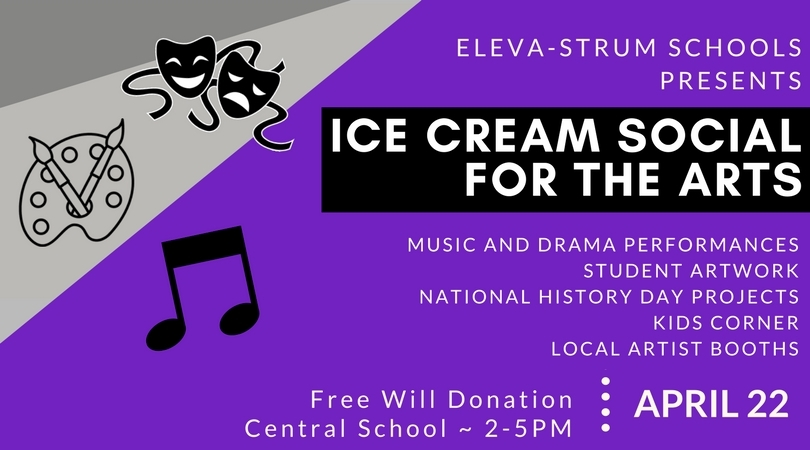 Ice Cream Social For The Arts