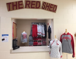 New Clothes In The Red Shed