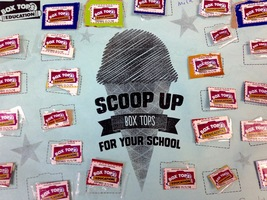 Box Tops For a Good Cause!