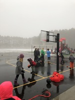 It May Be Wet But the Kids Love It!