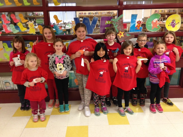 Bug T-Shirt Winners for November! Cardinal Pride Is Alive!