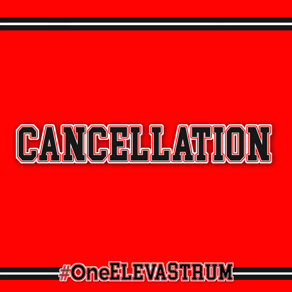 Sports Cancellation