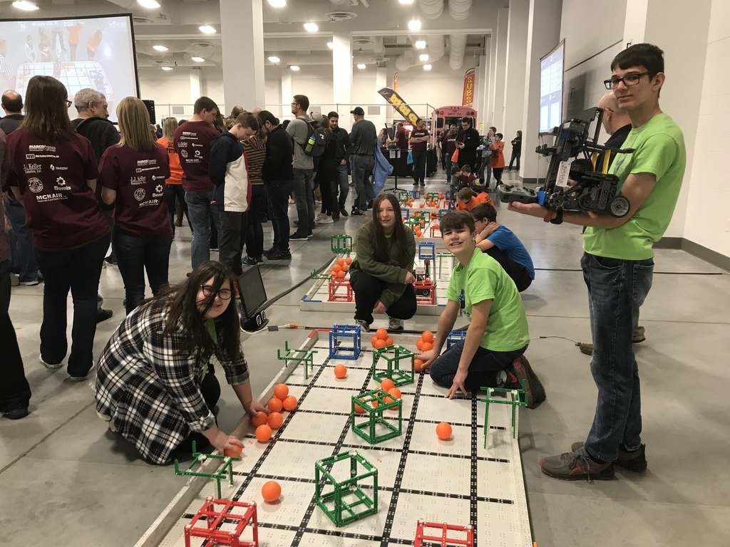 State Robotics Competition